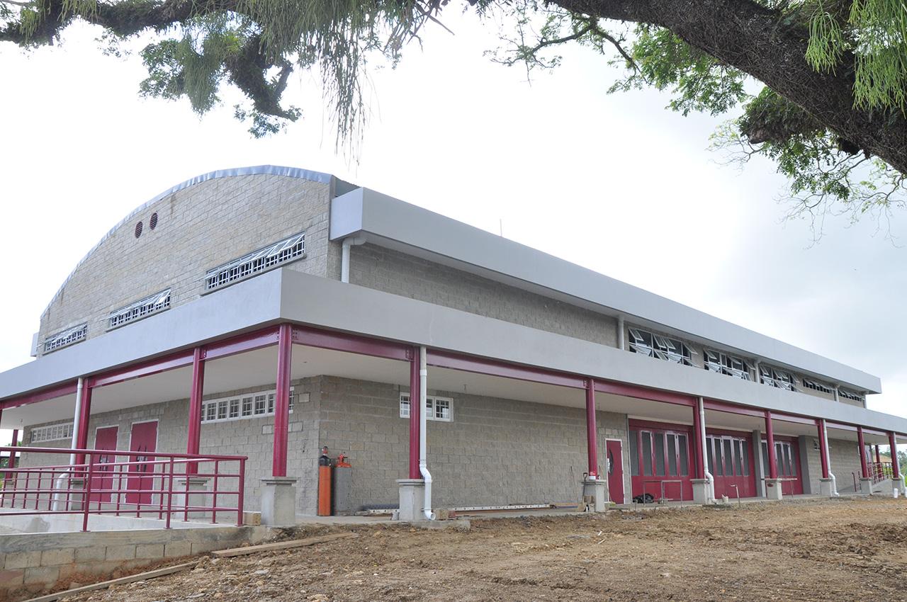 princes town east secondary school  u2013 nh international  caribbean  ltd